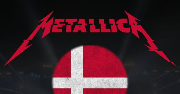 Metallica in Copenhagen