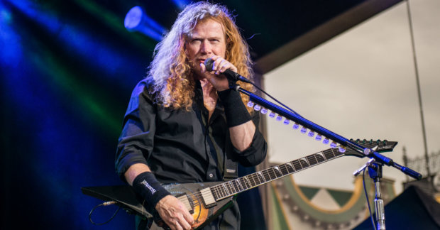 Gallery: Megadeth, Gröna Lund, Stockholm 2017-07-30