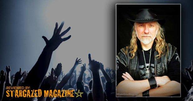 Stargazed Magazine welcome our new chronicler Stefan Bjornshog
