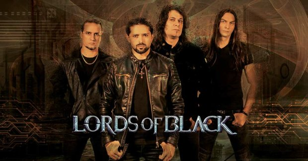 LORDS OF BLACK – Interview with Ronnie Romero