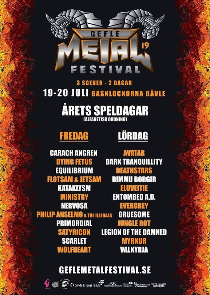 Gefle Metal Festival
