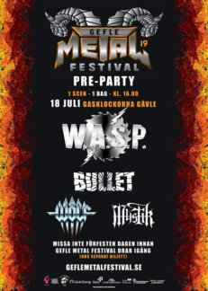 Gefle Metal Festival pre-party