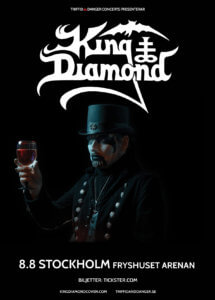King Diamond - Fryshuset