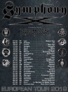 SymphonyX-tour
