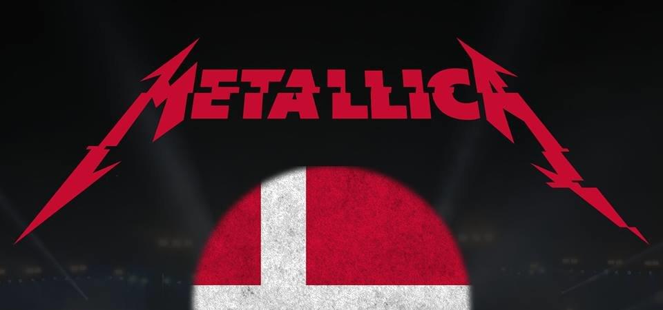 Metallica in Copenhagen