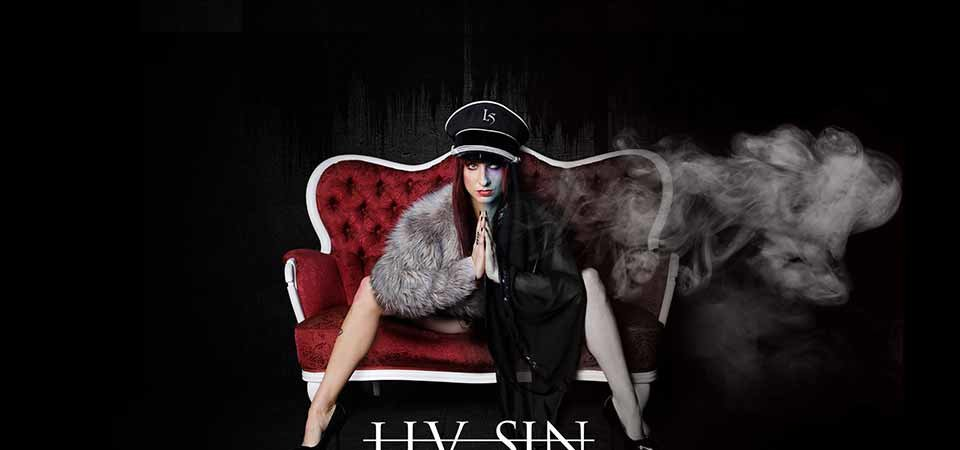 LIV SIN  – With a touch of sin