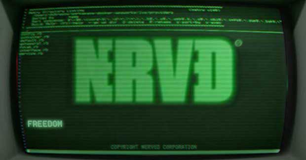 New single and lyrics video from NERVED: Freedom