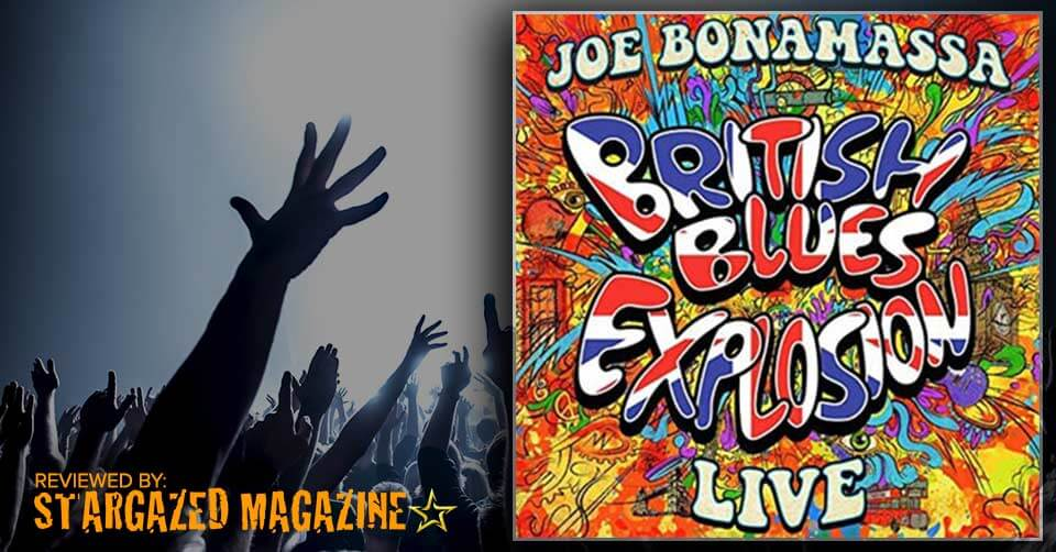 Joe Bonamassa – British blues explosion Live