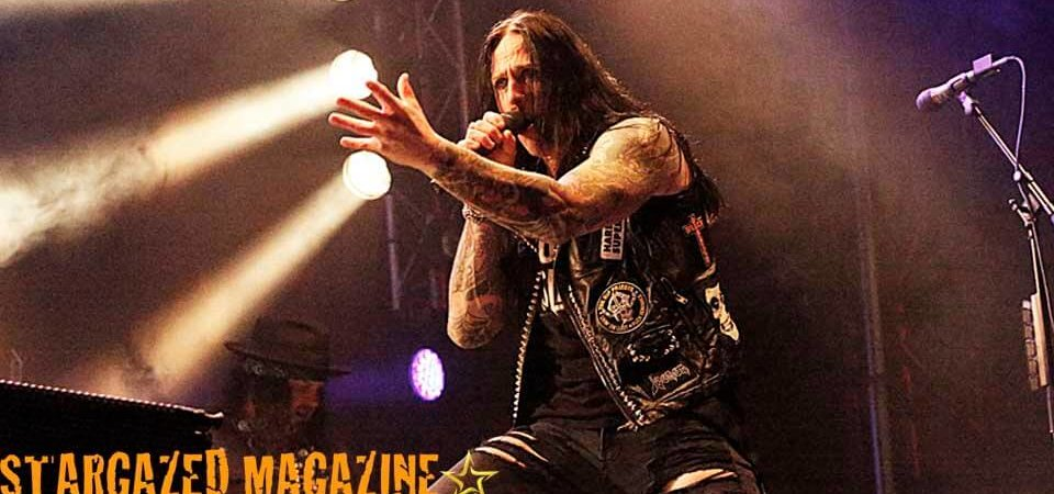 Hardcore Superstar @ Sweden Rock Festival 2018