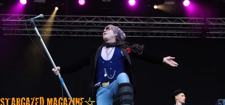 The Quireboys @ Sweden Rock Festival 2018