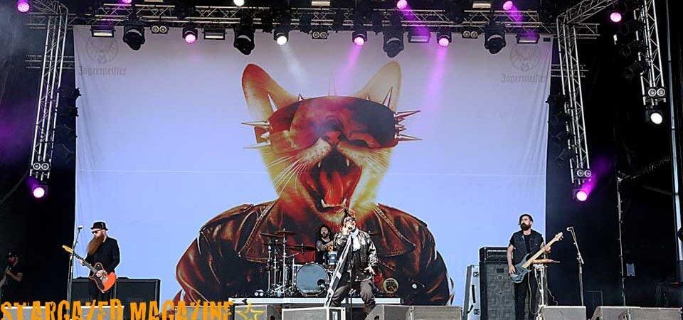 Skindred @ Sweden Rock Festival