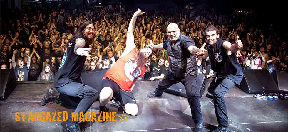 Blaze Bayley – Sabaton Open Air 2018