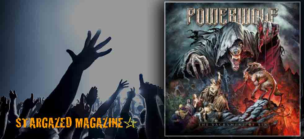 Powerwolf – The Sacrament of Sin