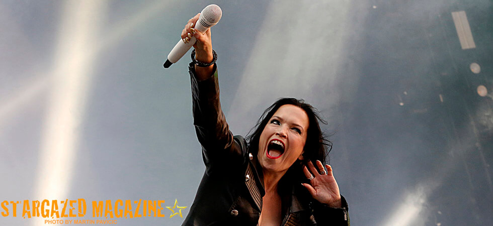 Tarja Turunen Interview