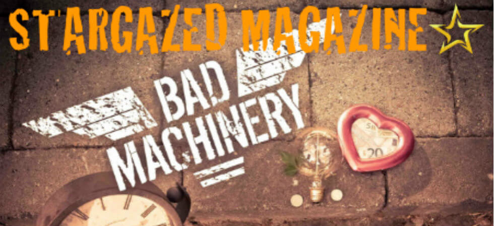Bad Machinery release single Sleeping on a Pile of Gold