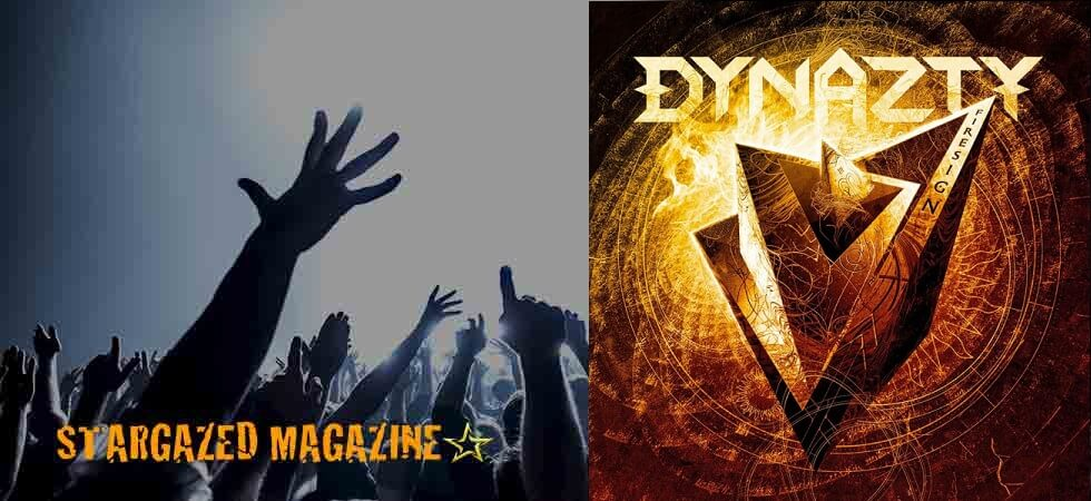 "Dynazty release single from upcoming album ""Firesign"""