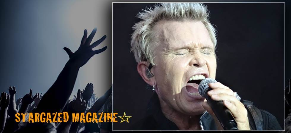 Billy Idol – Furuvik June 25 2018