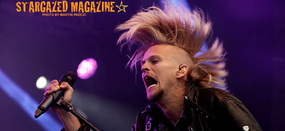 H.E.A.T. review – Sabaton Open Air 2018