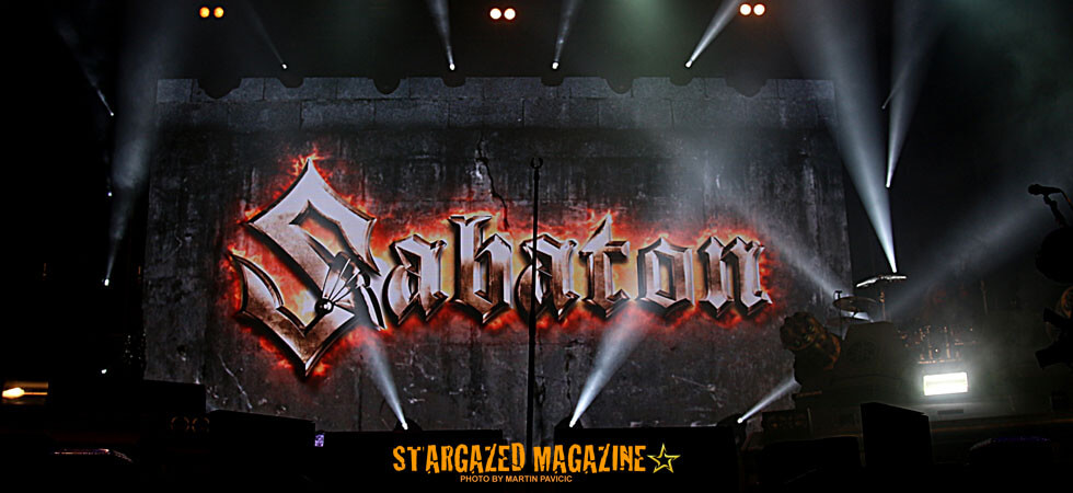 Sabaton @ Sabaton Open Air 2018