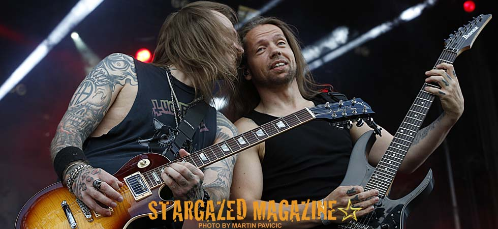 Týr review – Sabaton Open Air
