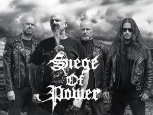 Siege Of Power
