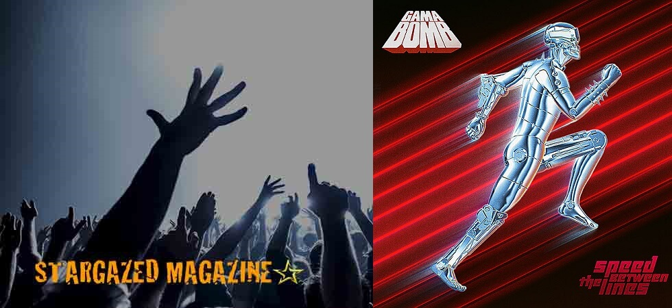 "Thrash metal band Gama Bomb to release ""Speed Between The Lines"""
