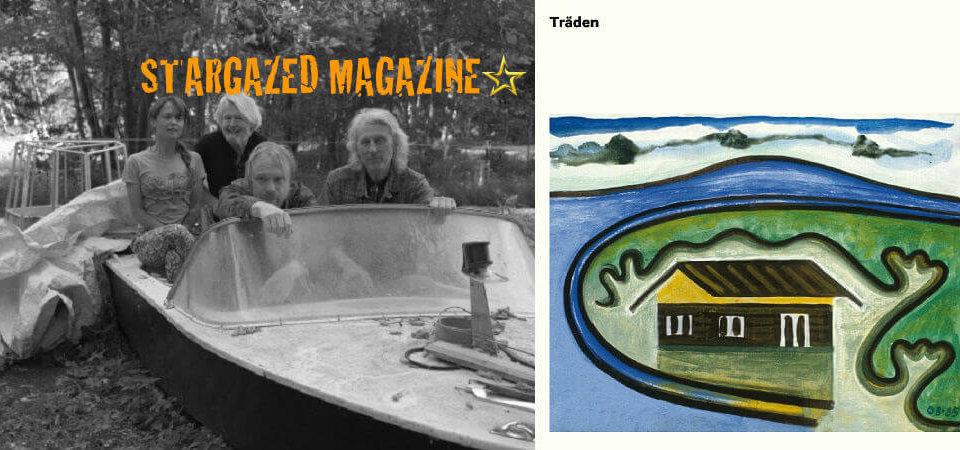 Psych rock legends Träd, Gräs och Stenar continues as Träden with new album and tour