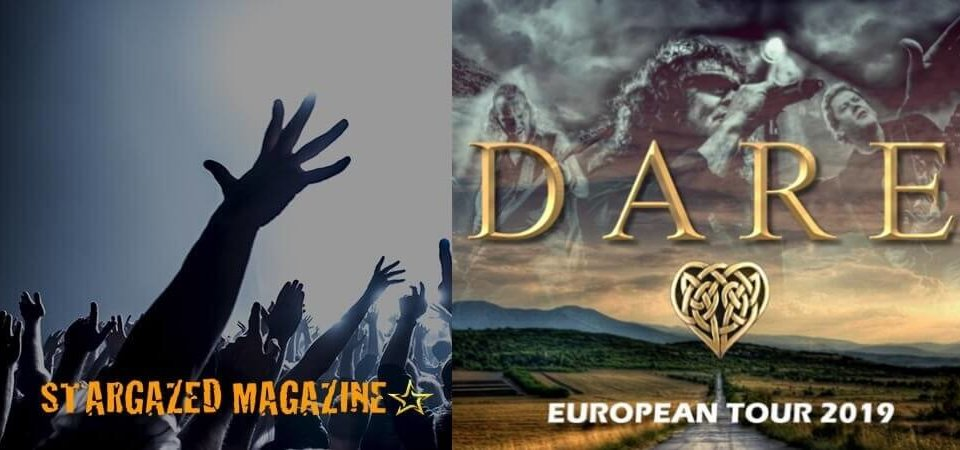 Dare to tour Europe and Scandinavia in 2019