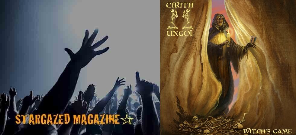 Cirith Ungol returns with 'Witch's Game'
