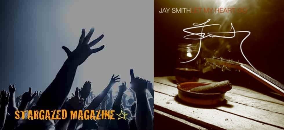 Jay Smith release video for Let My Heart Go