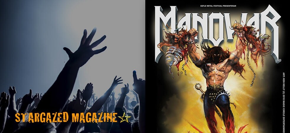 Bullet and Powerwolf to support Manowar at The Final Battle Live Open Air