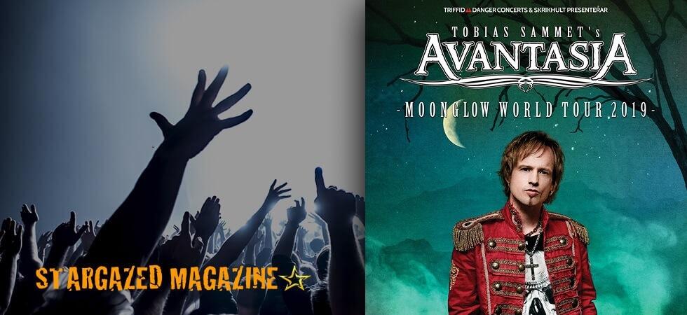 Avantasia announces Stockholm concert in May