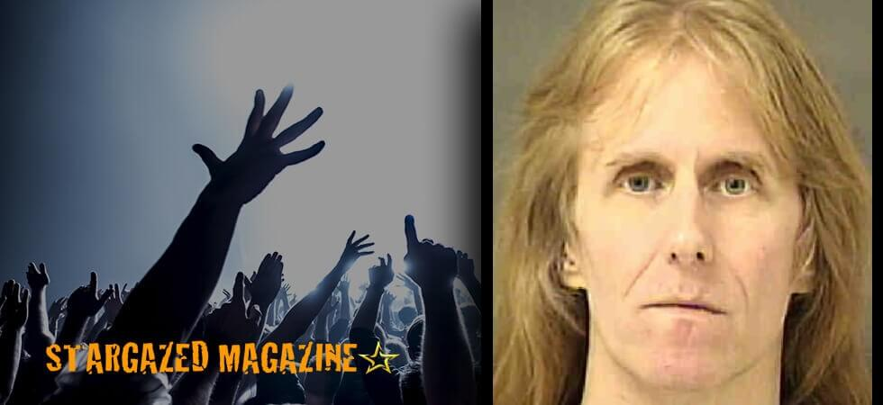 Manowar's Karl Logan, 53, arrested on Child Pornography Charges