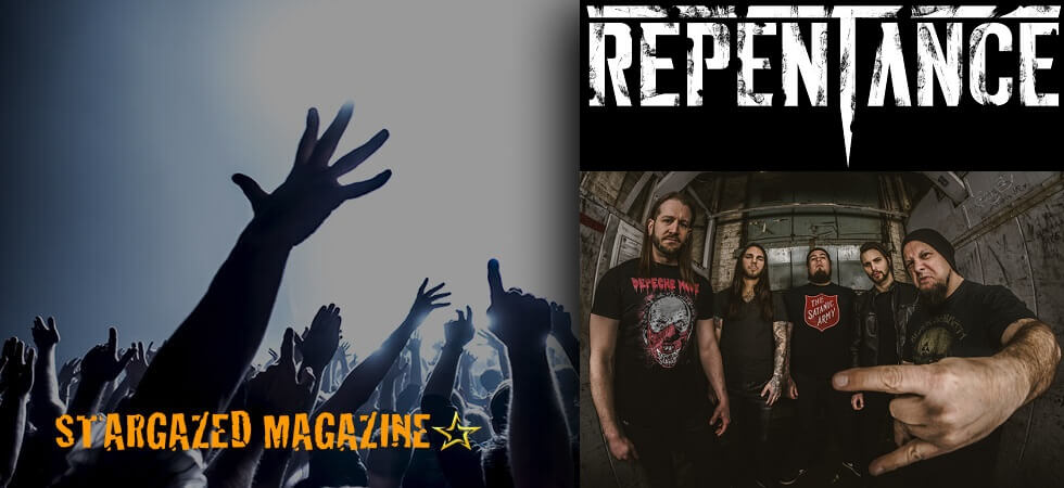 "Repentance launches the single ""Enter the Gallows"""