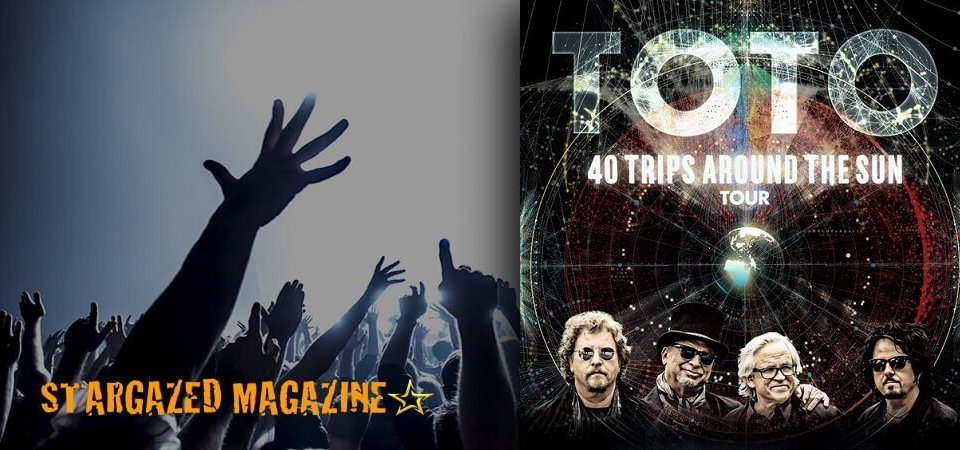 Toto to play in Gävle in June!