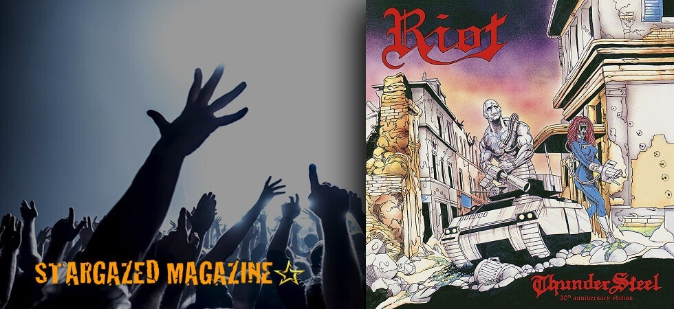 RIOT to release 30th Anniversary Editions of Thundersteel!