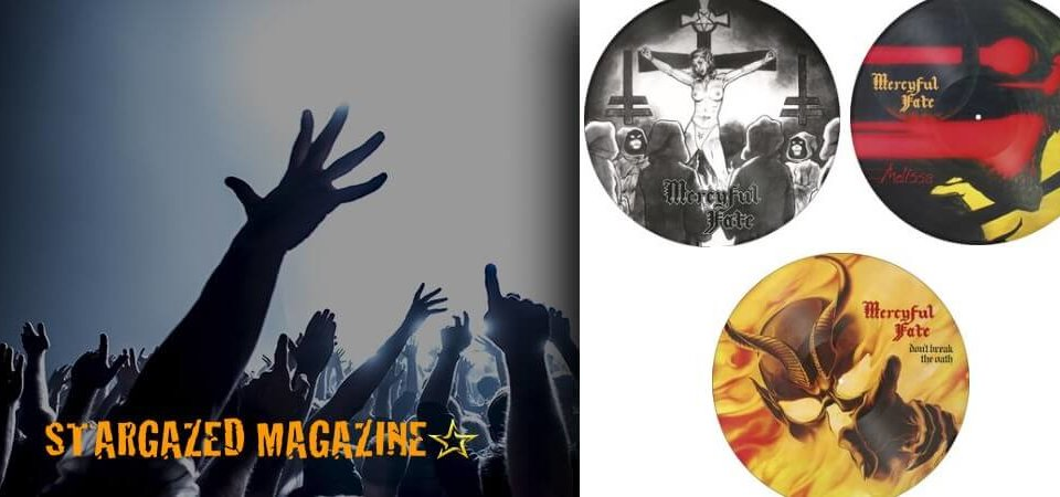 Mercyful Fate re-issues early albums as picture discs