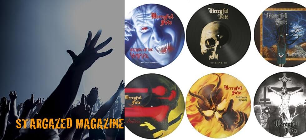 Mercyful Fate re-issues more albums as picture discs