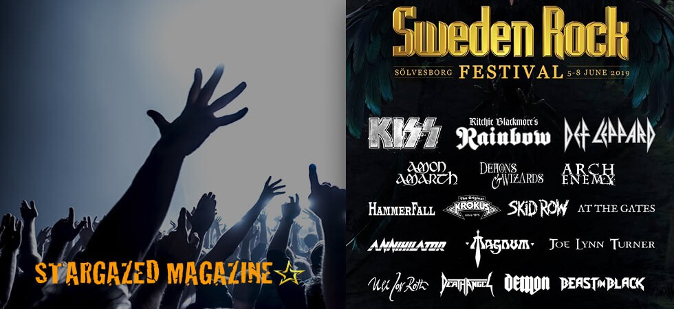 Sweden Rock Festival announces their first bands for 2019