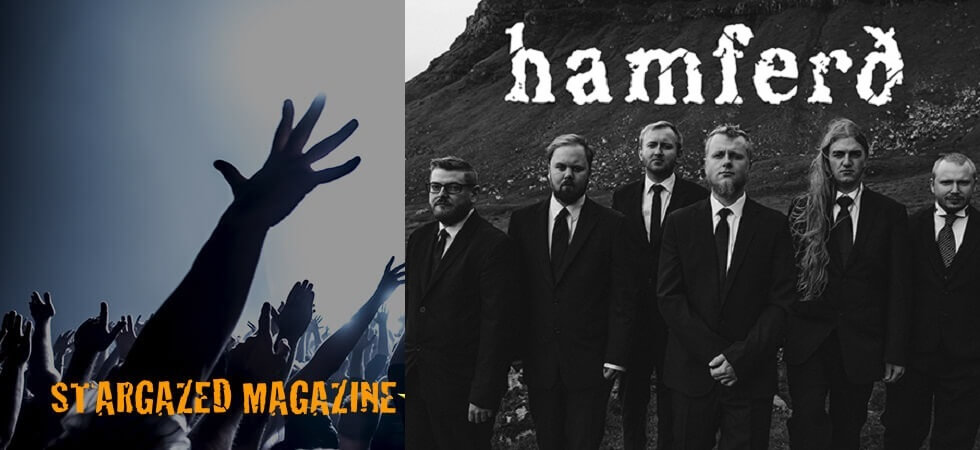 Faroese doom metal bands Hamferð and Svartmálm announces Scandinavian tour in december