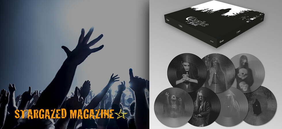 Taake to release limited edition box set with discography re-issued as picture discs!