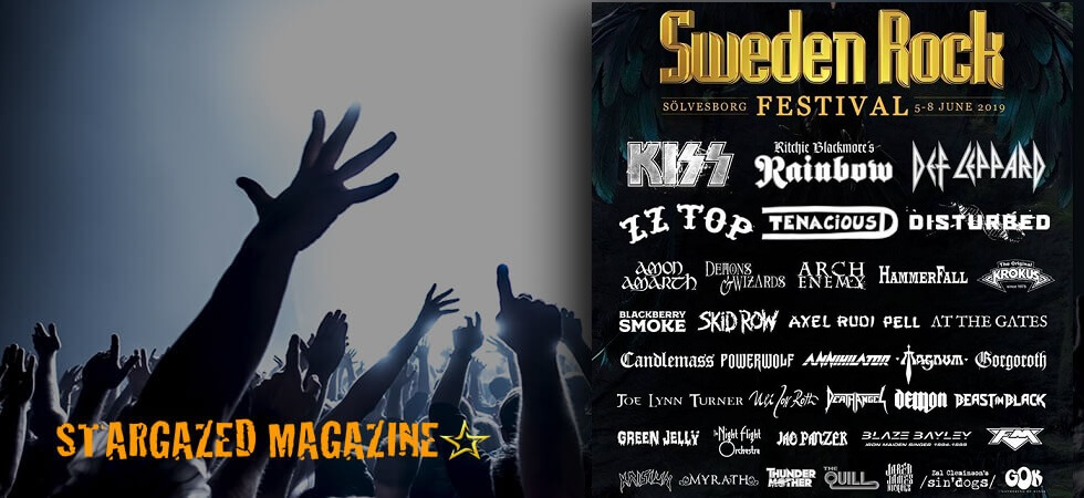 Sweden Rock Festival announces 20 more acts for 2019
