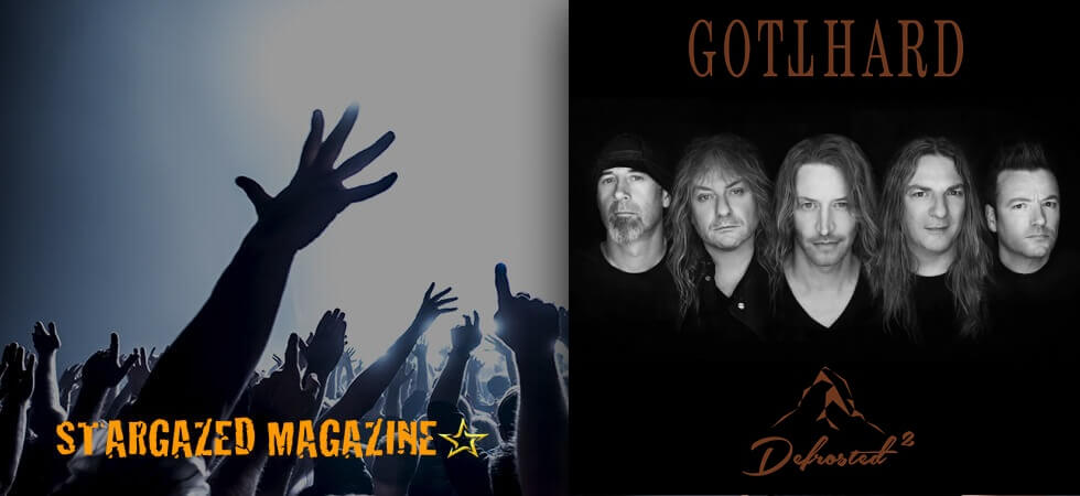 Fell What I Feel is the latest sample off Gotthard's live album Defrosted 2