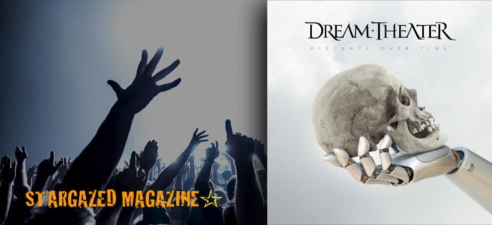 Dream Theater reveal Hugh Syme cover and teaser for upcoming album Distance Over Time