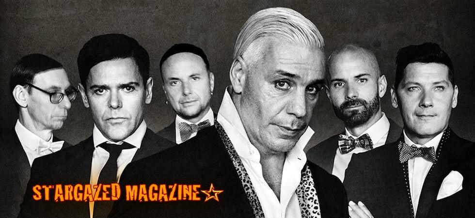 Rammstein returns to Sweden in august 2019