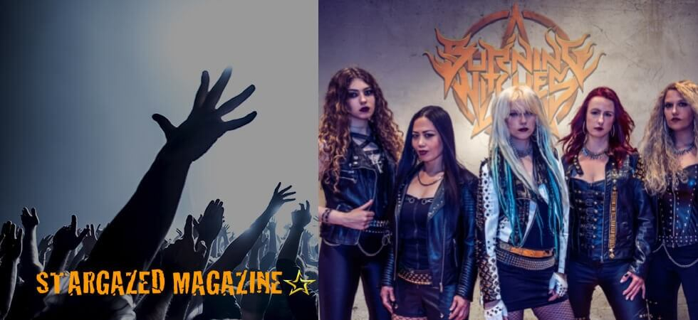 "Burning Witches will ""Open Your Mind"" with ""Hexenhammer"""
