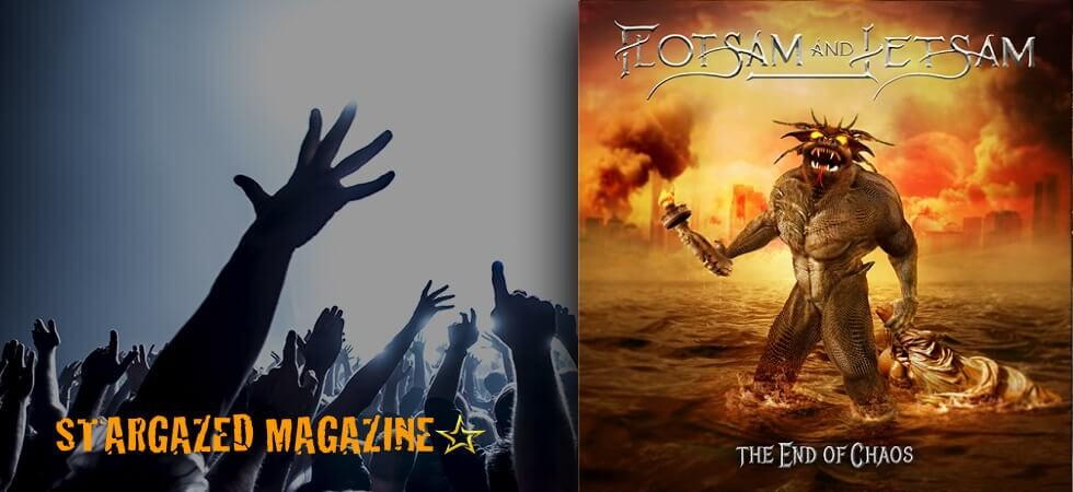 "Flotsam and Jetsam ""Recover"" for ""The End of Chaos"""