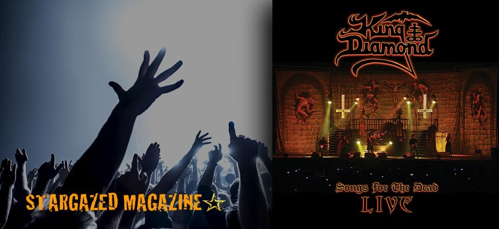 "King Diamond to release DVD/Blu-ray 'Songs For The Dead Live'! With ""Abigail"" performed in it's entirety – twice!"