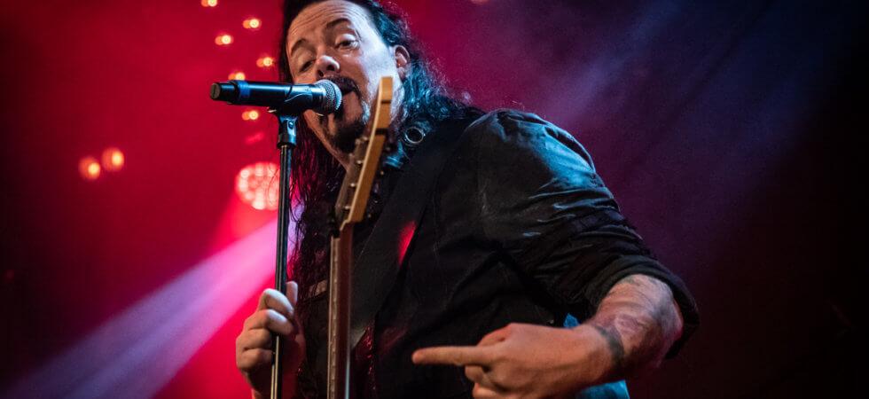 Evergrey live at Sabaton Cruise 2018