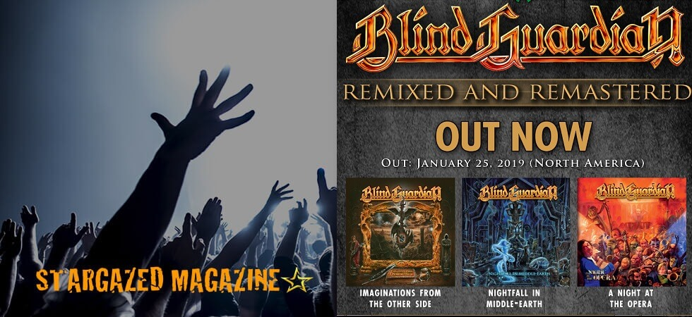 Blind Guardian re-issues classic albums on vinyl and expanded CDs